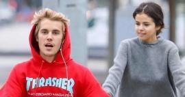 Justin Bieber chora após saber que Selena Gomez está internada